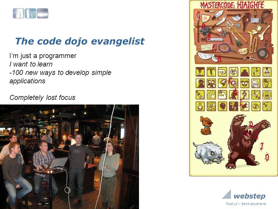 The agile code-nazi Pust ut – Senk skuldrene The agilified tech-lead..