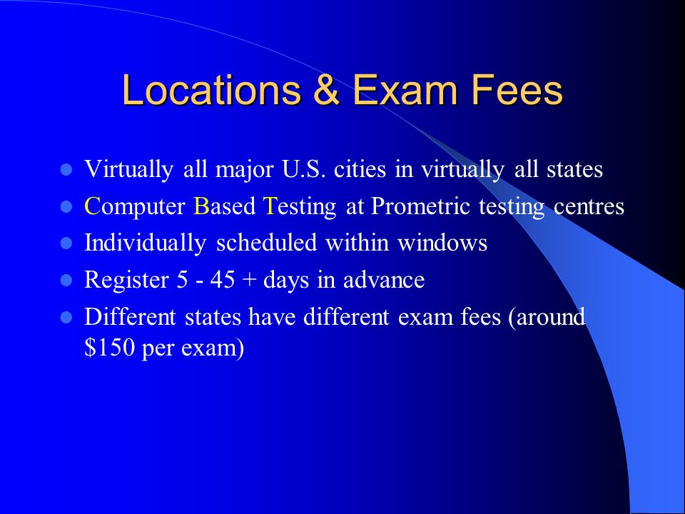 Credential Evaluation Use U.S. CPA Success useful links & follow instructions of each state.