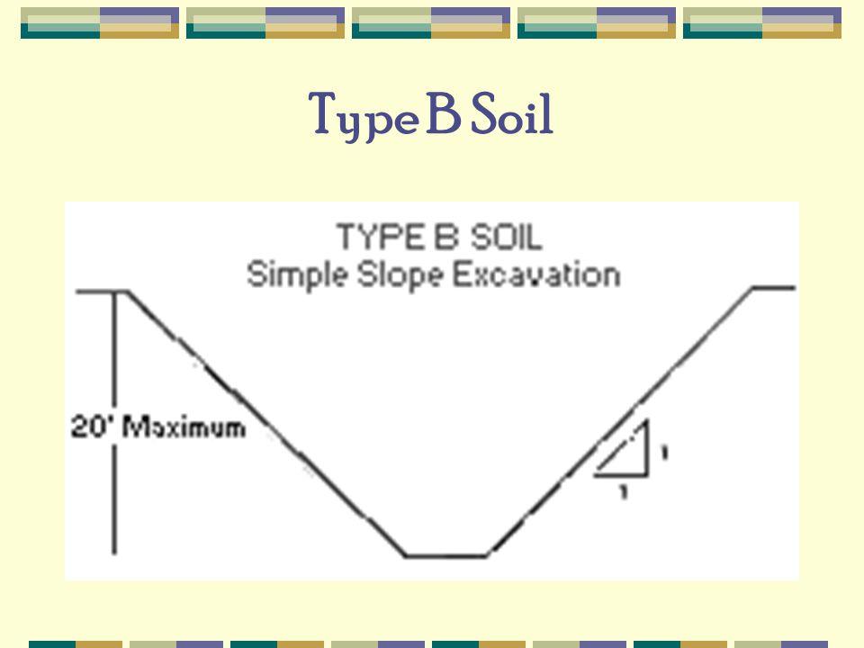 Type B Soil