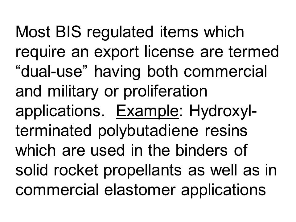What if the item contains HTPB as part of the formulation.
