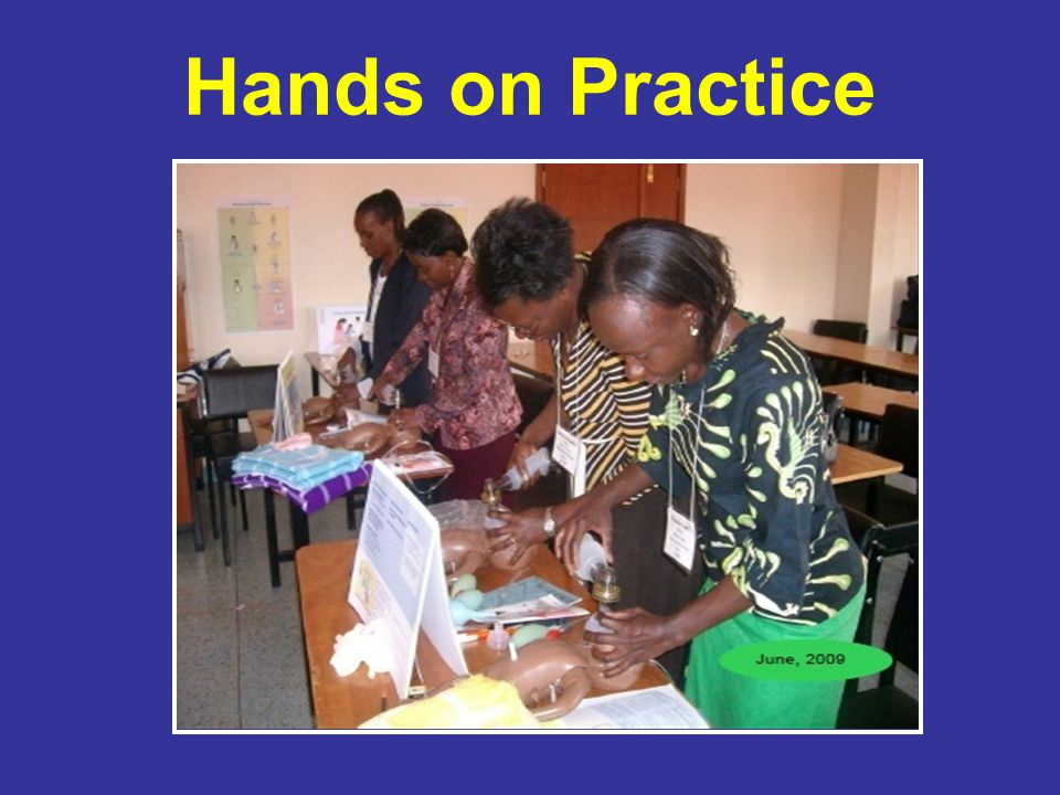 Hands on Practice