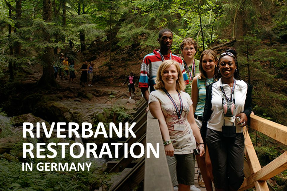 RIVERBANK RESTORATION IN GERMANY
