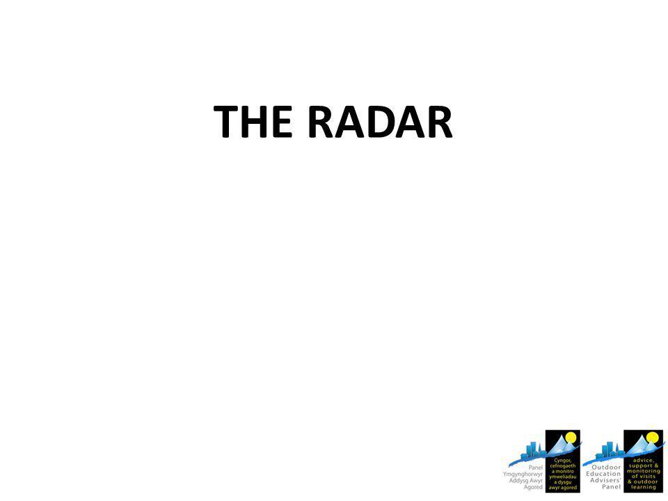 THE RADAR