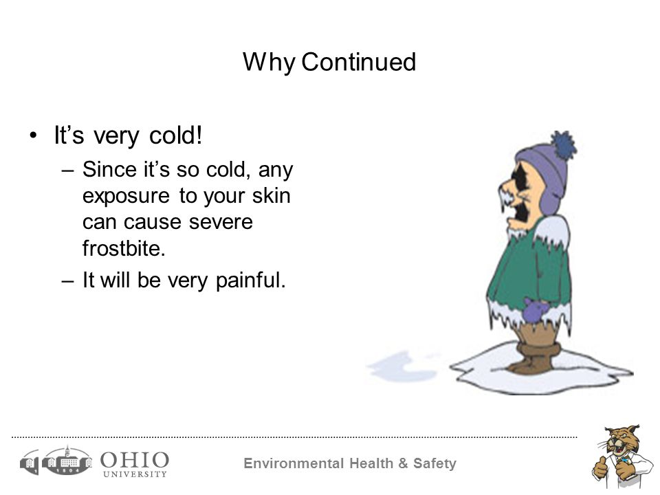 Environmental Health & Safety Lab Safety Do #1 Wear Safety Gear.