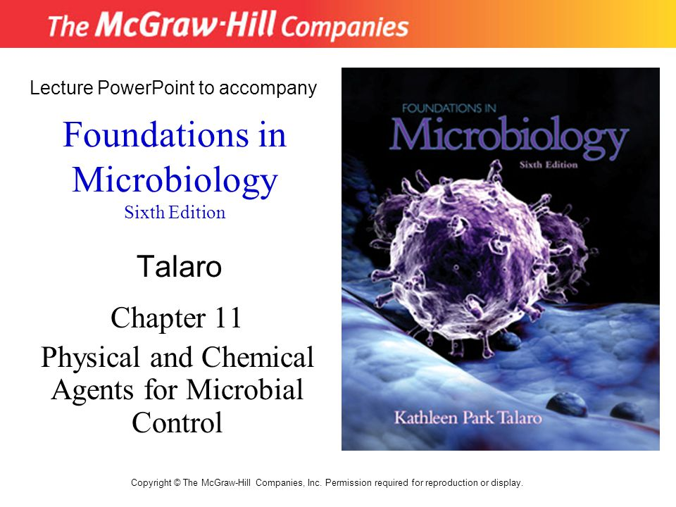 32 Chemical Agents in Microbial Control Disinfectants, antiseptics, sterilants, degermers, and preservatives Desirable qualities of chemicals: –rapid action in low concentration –solubility in water or alcohol, stable –broad spectrum, low toxicity –penetrating –noncorrosive and nonstaining –affordable and readily available