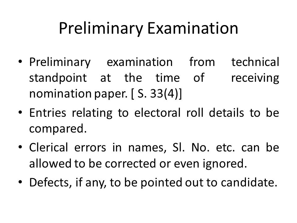 No. of nomination papers for one candidate A maximum of four sets of nomination papers for a candidate. Only one deposit is required. Similarly all ot