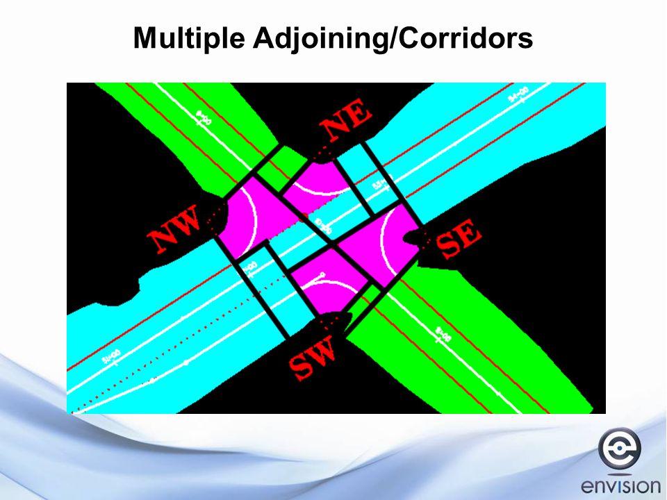 Multiple Adjoining/Corridors