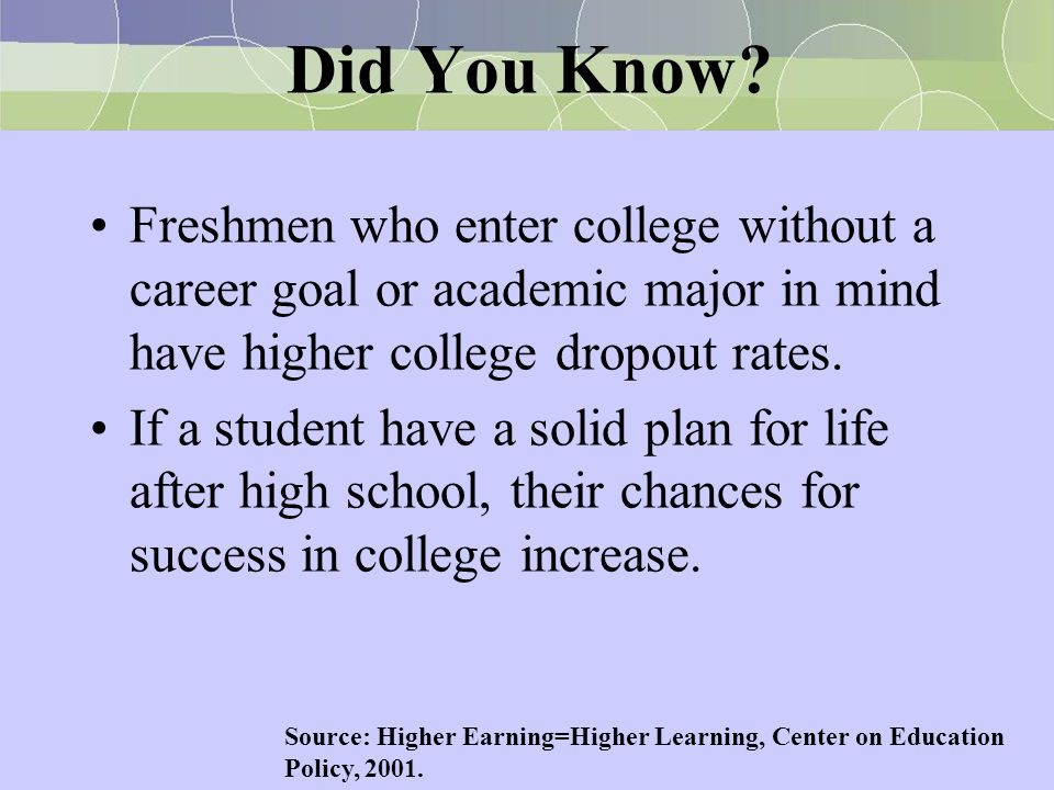 Options for Post-High School Training Associate Degree Training Get a transfer degree at a community college, and will transfer to a four-year college or university.