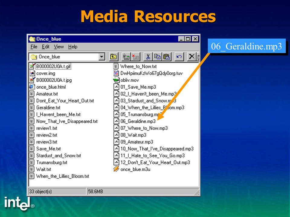 06_Geraldine.mp3 Media Resources