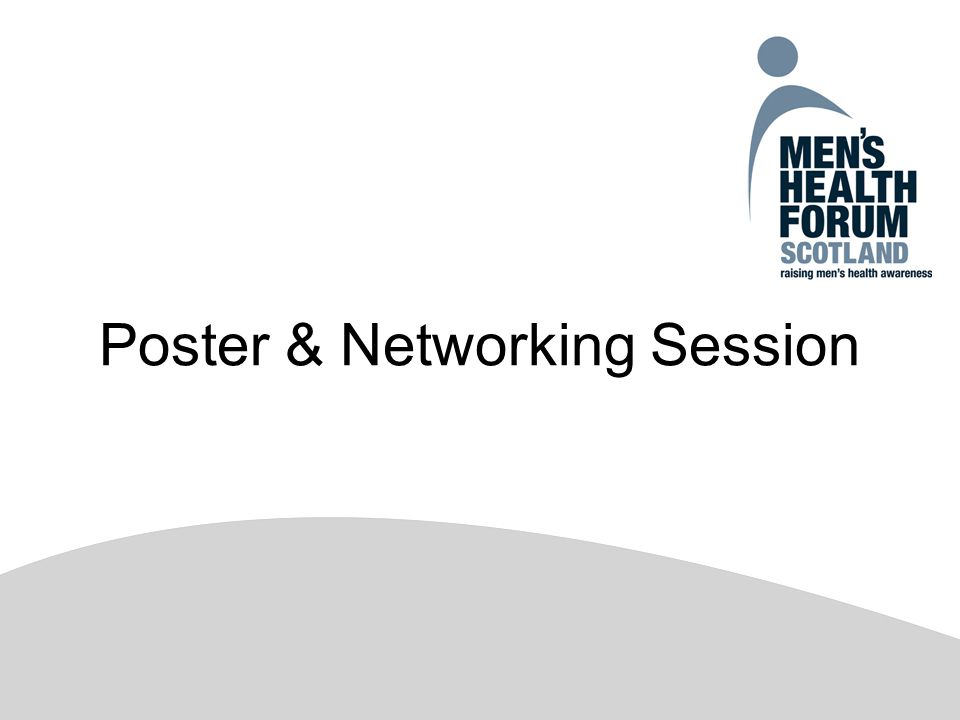 Poster & Networking Session