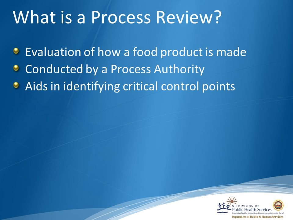 What is a Process Review.
