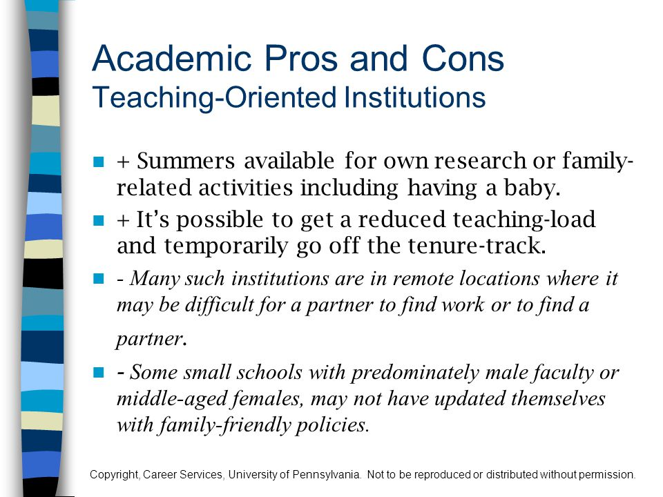 Copyright, Career Services, University of Pennsylvania.