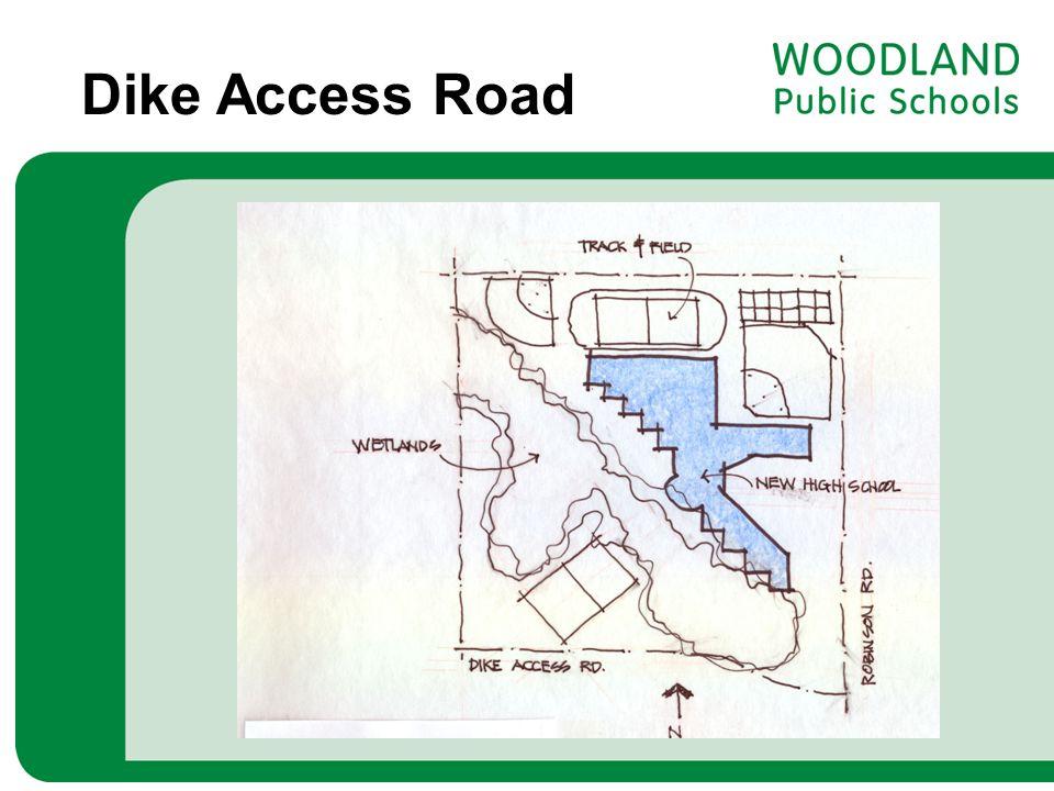 Dike Access Road