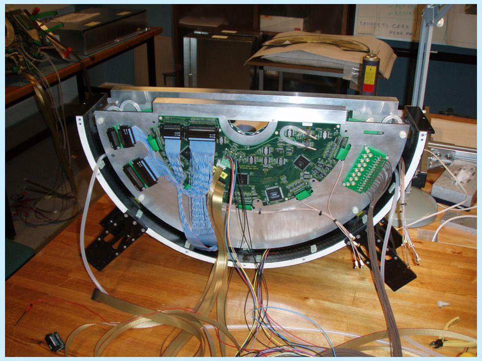 CR7-FMD, 19 March 2007Jens Jørgen Gaardhøje, Niels Bohr Institute 11