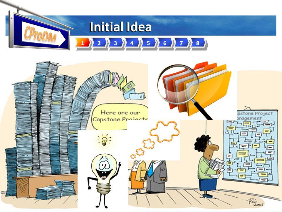 Initial Idea 12345678