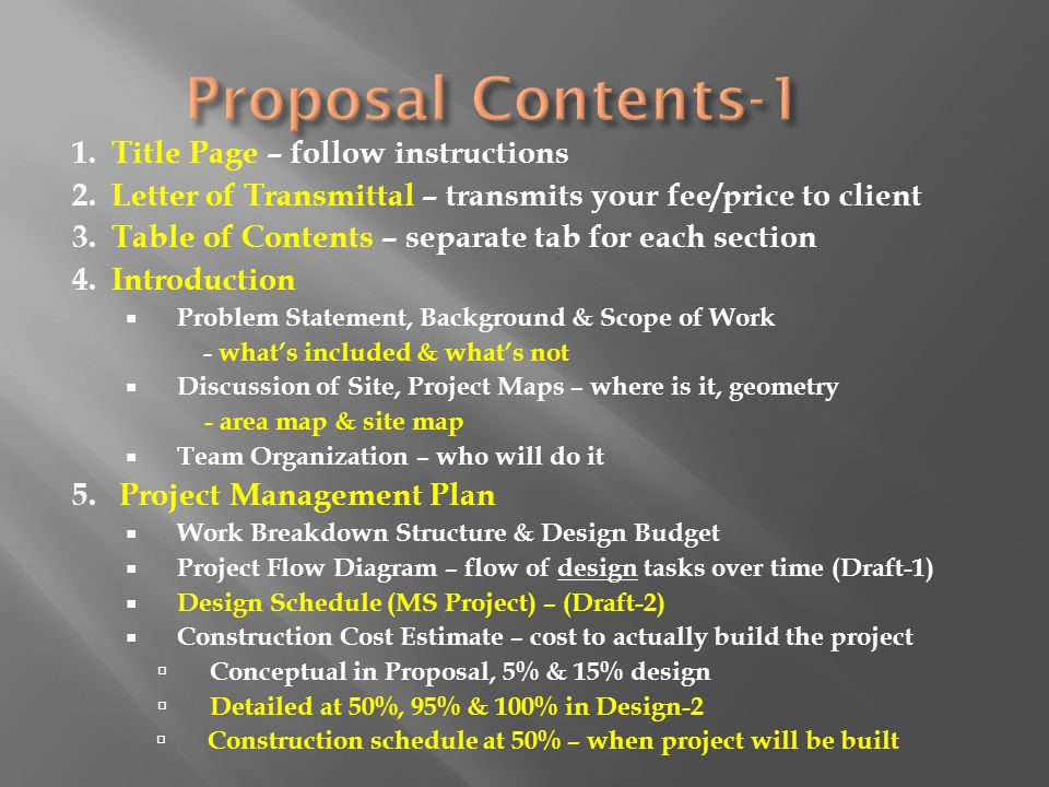 conceptual proposal I introduction and theoretical framework it is important in a proposal that the problem stand out—that including a discussion of the conceptual or.