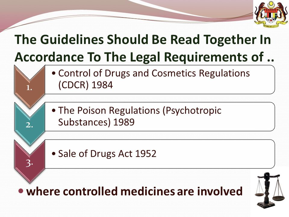 Guidelines were issued under Regulation 29, Control of Drugs and Cosmetics Regulations 1984 (Revised 2009)  Guidelines for Application of CTIL and CTX in Malaysia 5 th Edition (Updated June 2009, NPCB website)  Guidelines for Good Clinical Practice Inspection (1 st Edition Oct 2010) 30