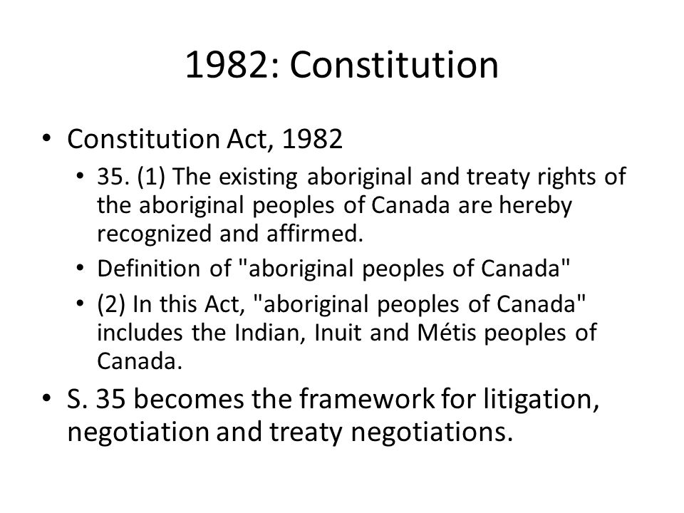 Part c) Proof of Aboriginal Title OR the TEST for Aboriginal Title 3 part test (pg 418): i.Sufficient ii.Continuous iii.Exclusive