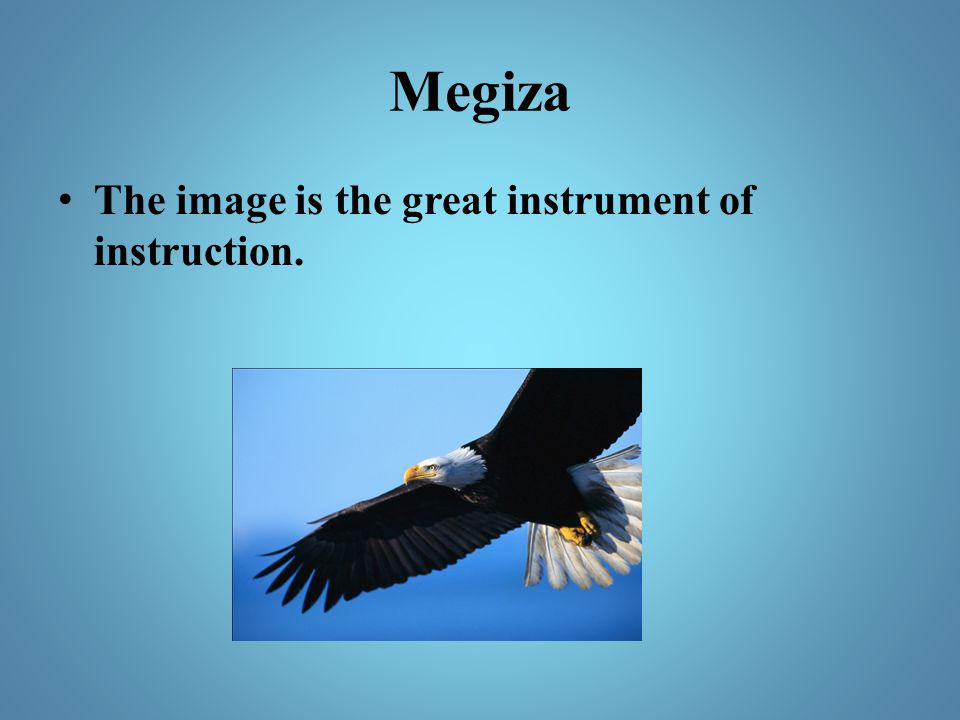The image is the great instrument of instruction.
