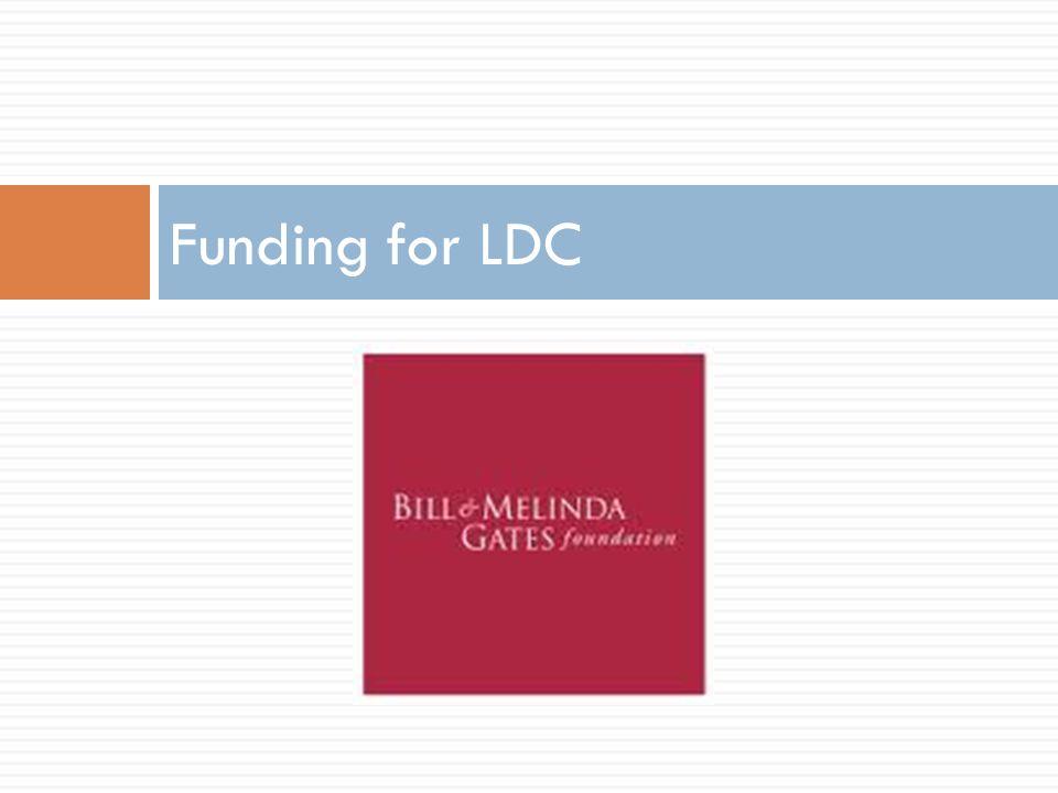 Funding for LDC