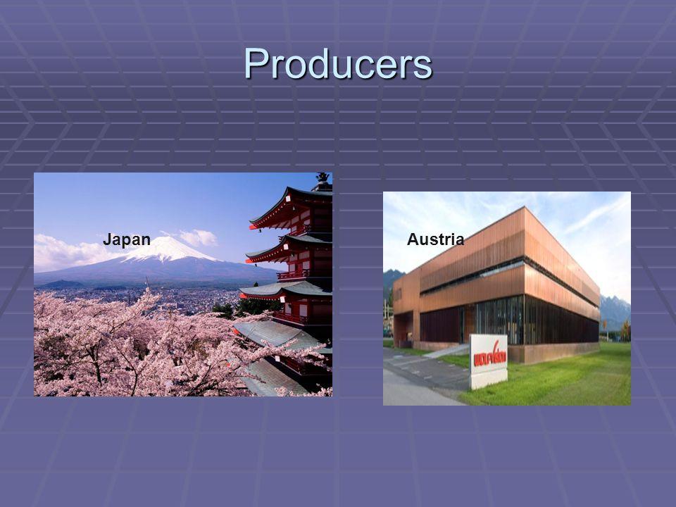 Producers JapanAustria