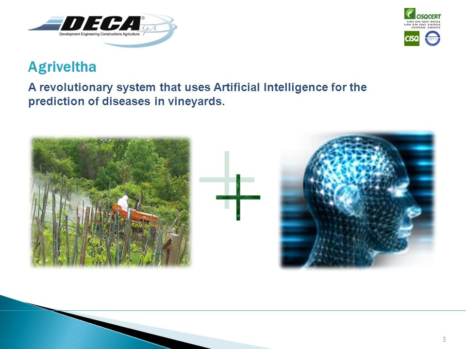 Agriveltha A revolutionary system that uses Artificial Intelligence for the prediction of diseases in vineyards.