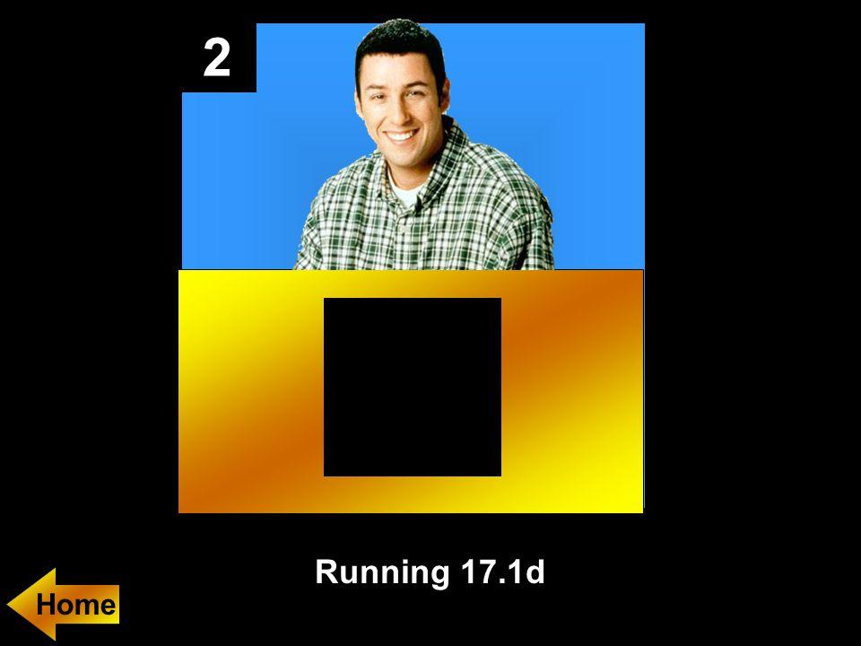 2 Running 17.1d