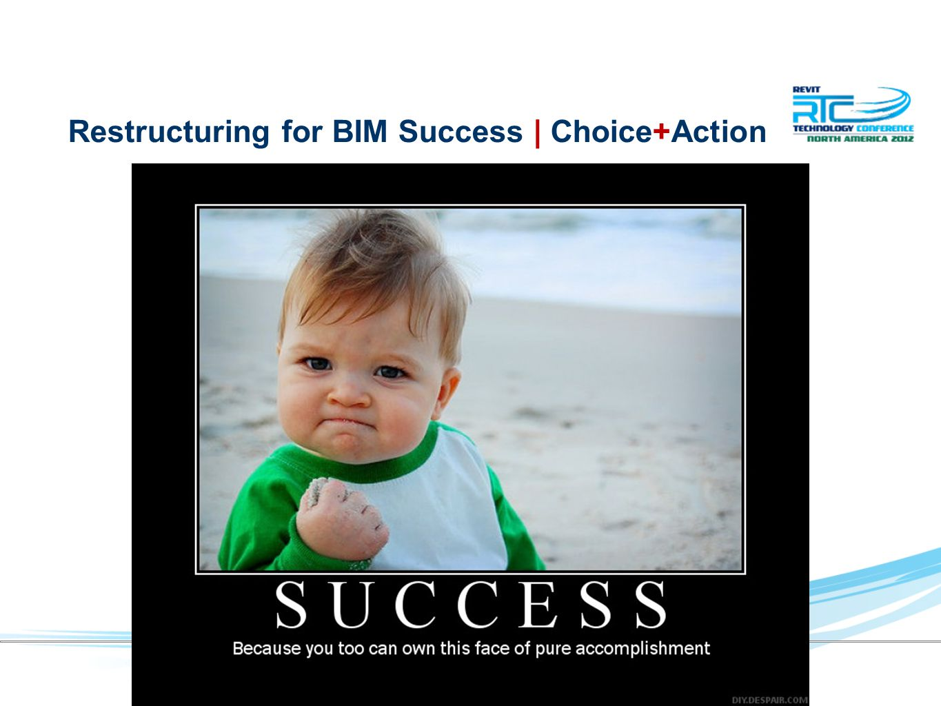 Restructuring for BIM Success | Choice+Action
