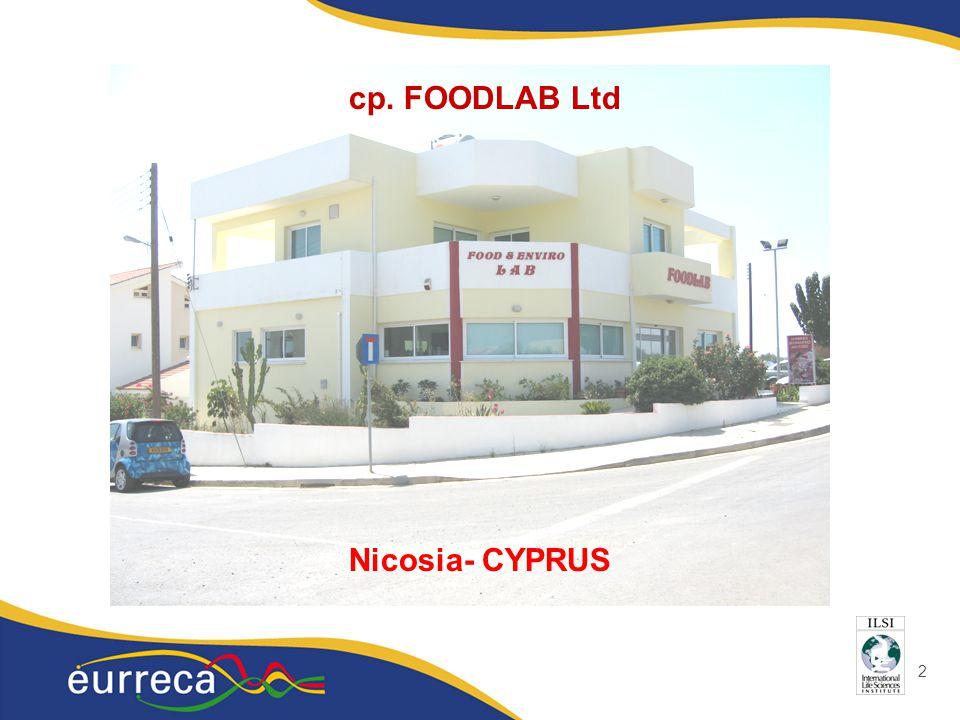2 cp. FOODLAB Ltd Nicosia- CYPRUS