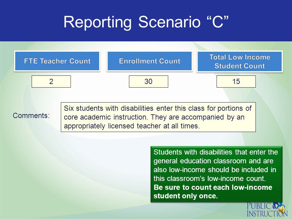 Sample Classroom C