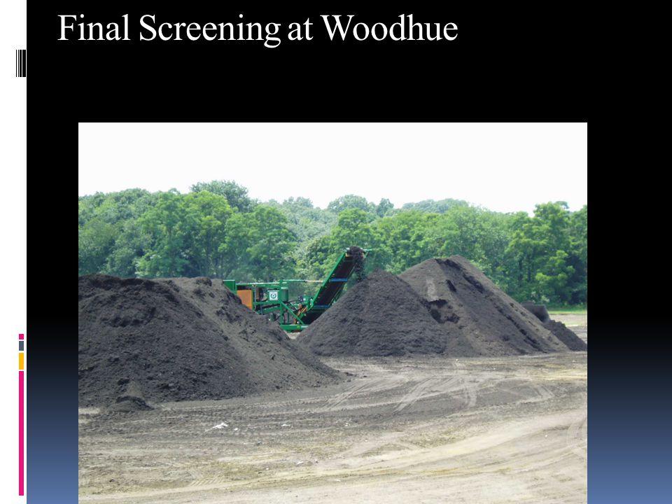 Final Screening at Woodhue