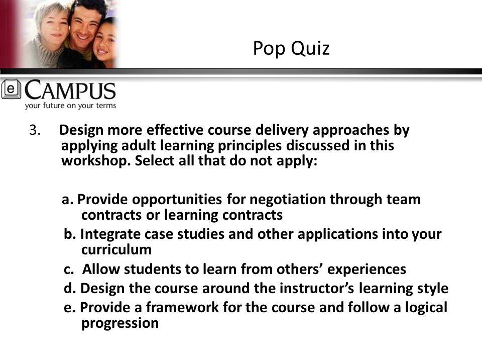 Pop Quiz 3.