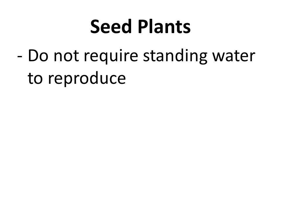 -Do not require standing water to reproduce