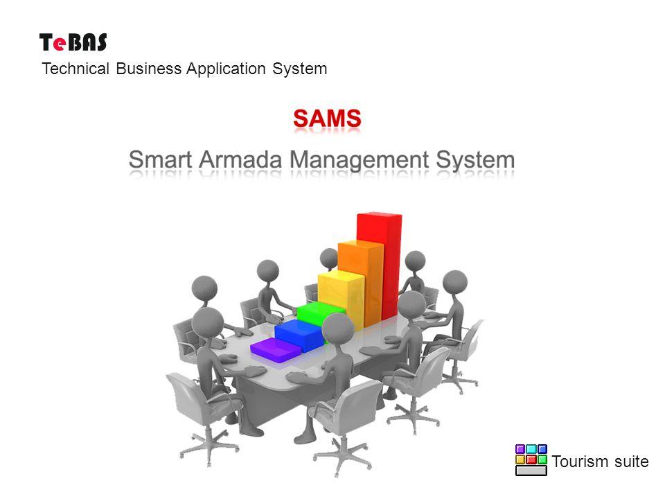 TeBAS Tourism suite Technical Business Application System