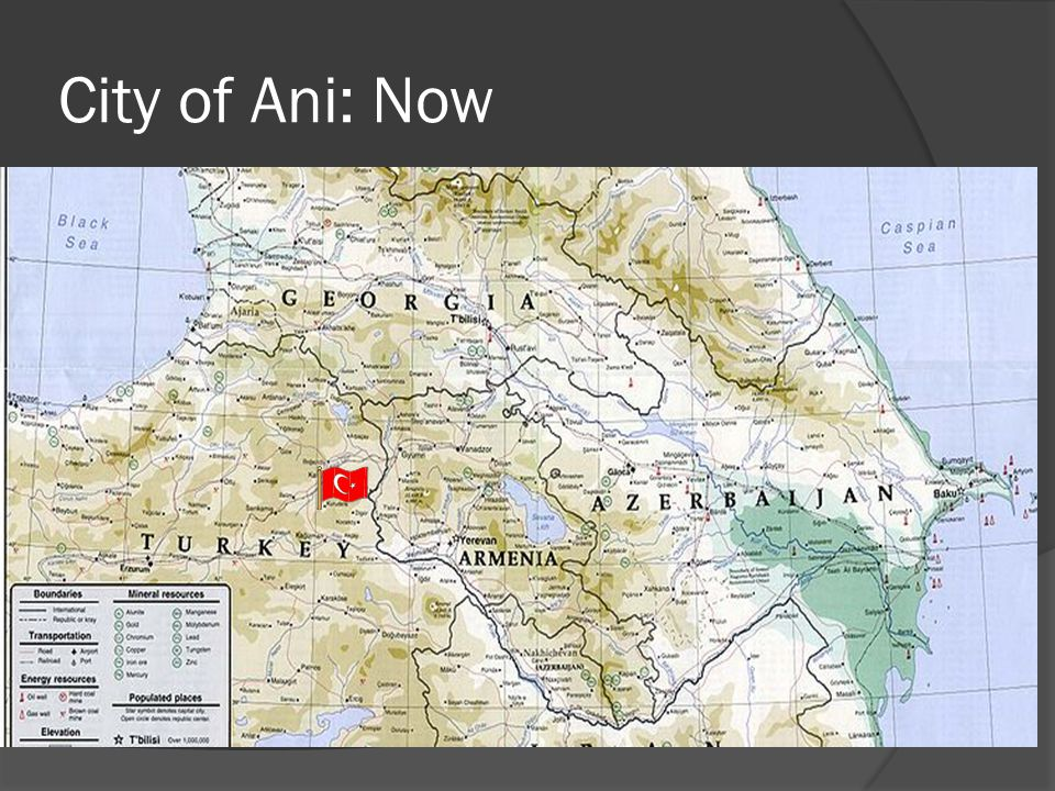 City of Ani: Now