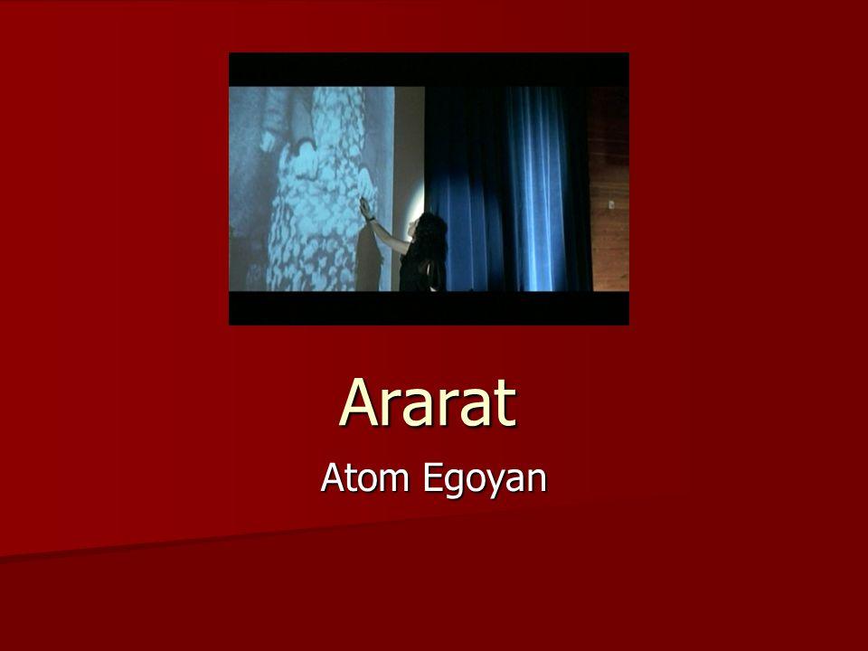 Ararat Atom Egoyan