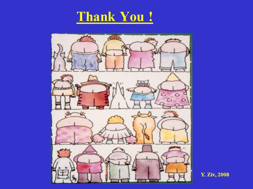 Y. Ziv, 2008 Thank You !