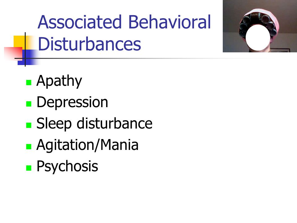 HAND Classification Asymptomatic Neurocognitive Impairment (ANI) Mild Neurocognitive Impairment (MNI) HIV-Associated Dementia (HAD) No Functional Impairment Mild Functional Impairment Moderate to Severe Functional Impairment 1 SD 2 Domains 2 SD 2 Domains NIMH, NINDS Panel, Neurology 2007; 69:1789-1799 1 SD 2 Domains