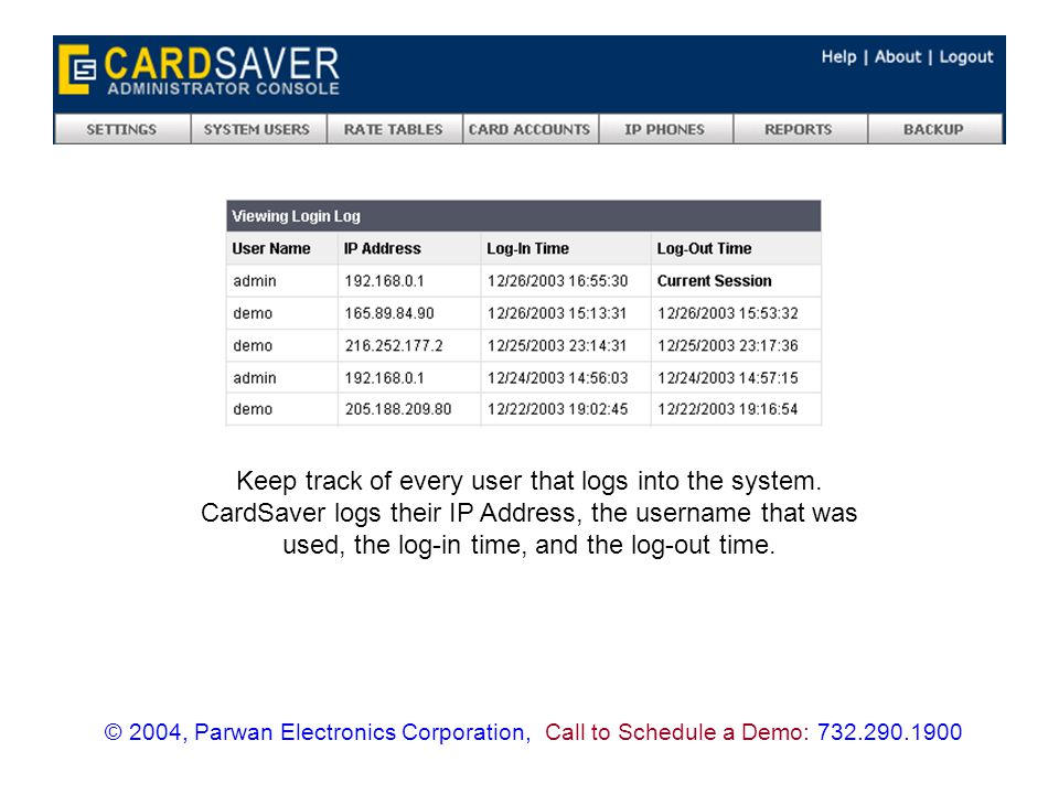 The Database Backup feature is an extremely useful tool that all Administrators should make a habit of using.