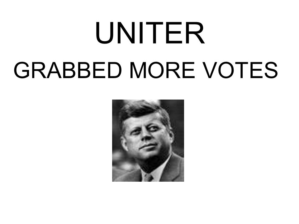 UNITER GRABBED MORE VOTES