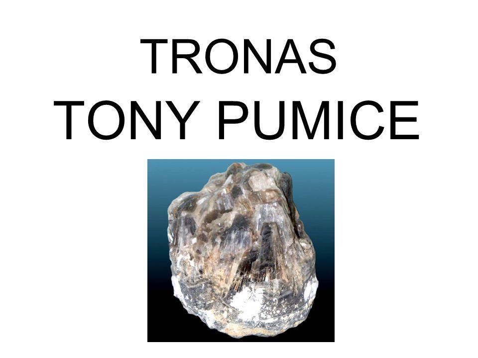 TRONAS TONY PUMICE