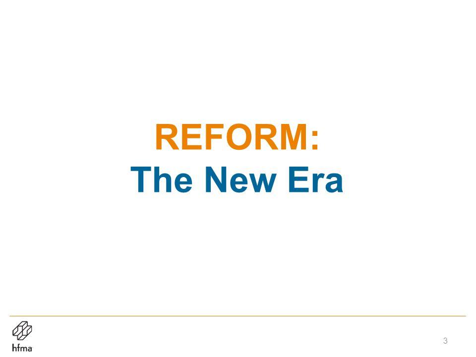 REFORM: The New Era 3