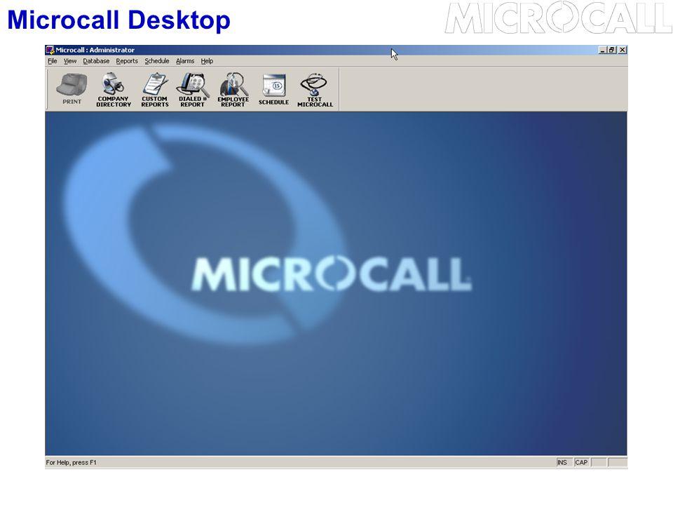 Microcall Desktop