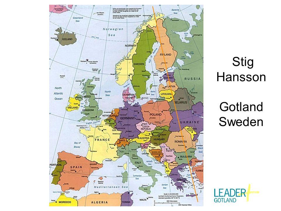 Stig Hansson Gotland Sweden
