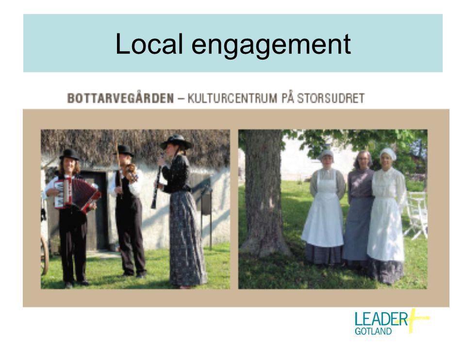 Local engagement