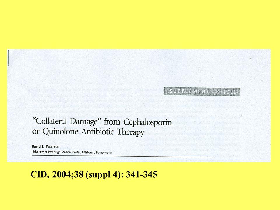 CID, 2004;38 (suppl 4): 341-345
