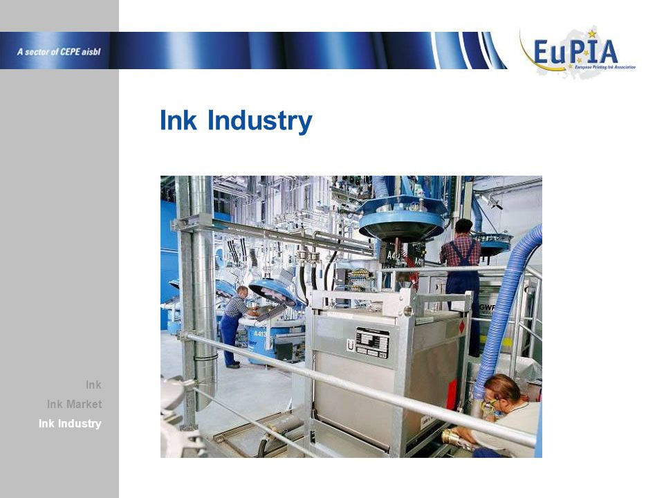 Ink Industry Ink Market Ink Industry Ink