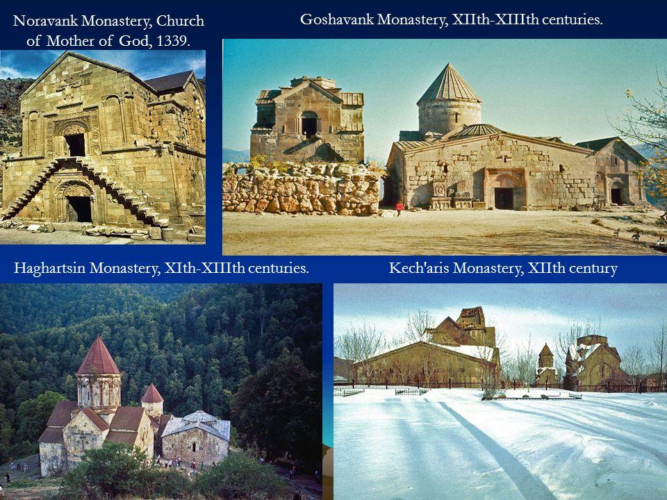 Goshavank Monastery, XIIth-XIIIth centuries.
