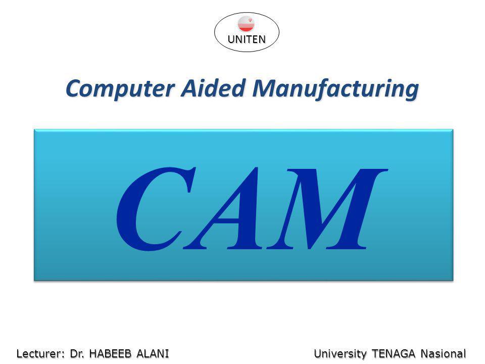 Group Technology(GT) Lecturer: Dr. HABEEB ALANI University TENAGA Nasional