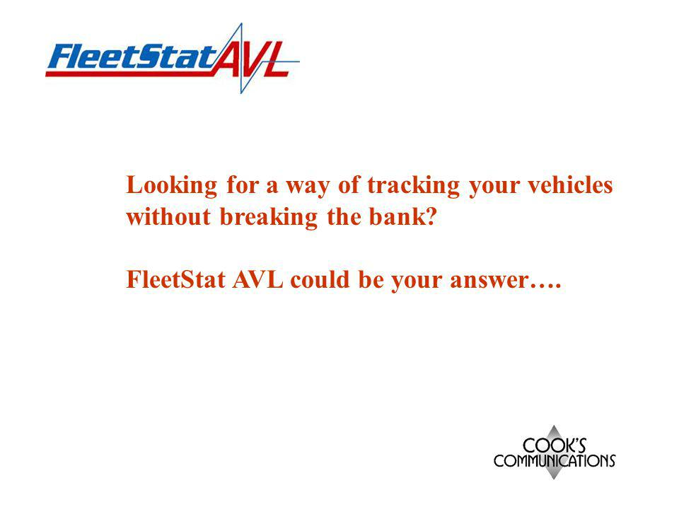 Looking for a way of tracking your vehicles without breaking the bank.